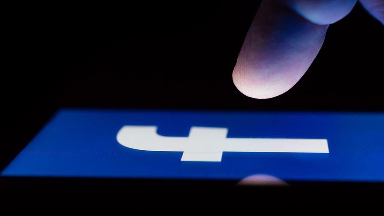 Facebook compte aujourd'hui 2,2milliards d'utilisateurs actifs mensuels.