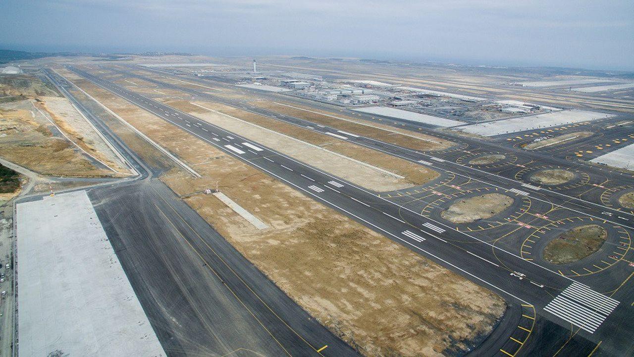 Le plus grand aéroport du monde ne sera totalement