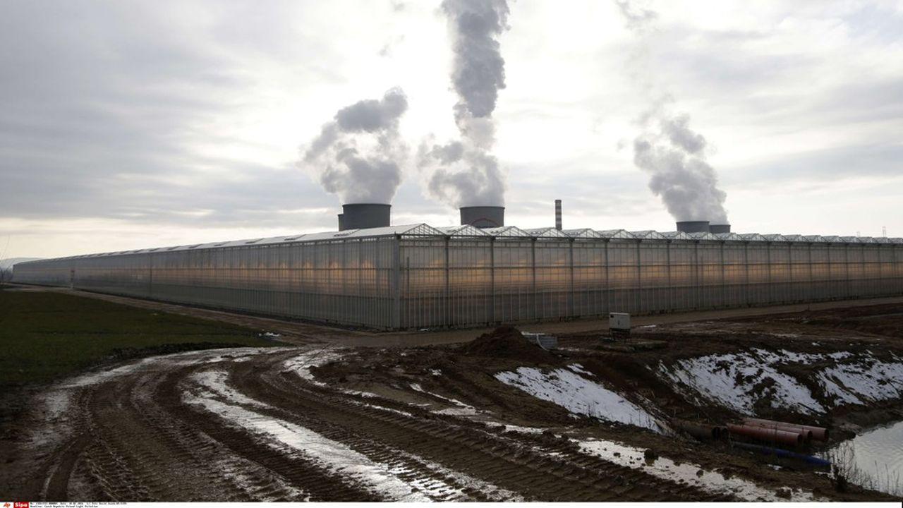 Le parc énergétique polonais repose à 80% sur des centrales à charbon.