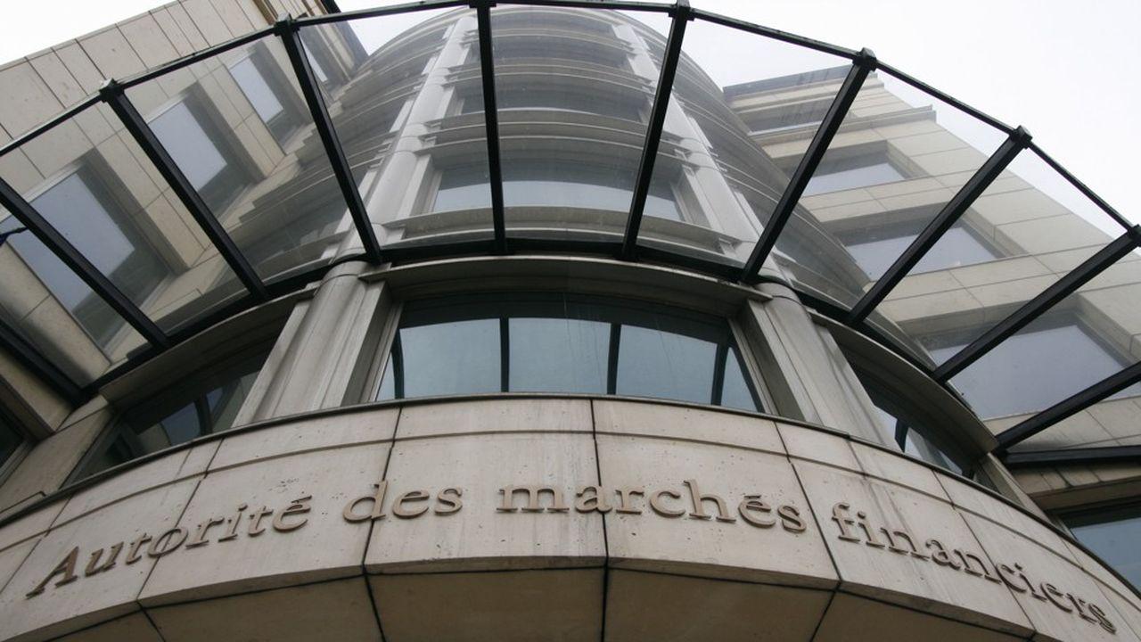 AMF Paris. AutoritéŽ des MarchéŽs Financiers