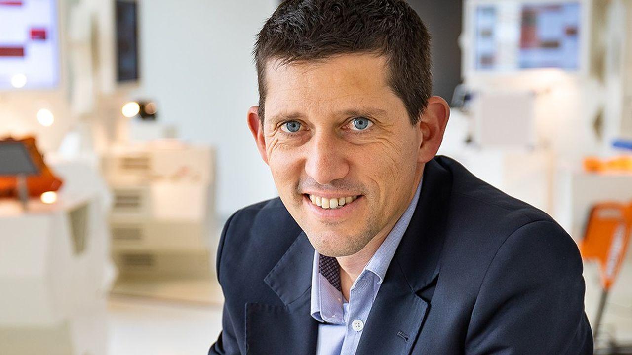 Nicolas Sillon, responsable du CEA Tech Occitanie.