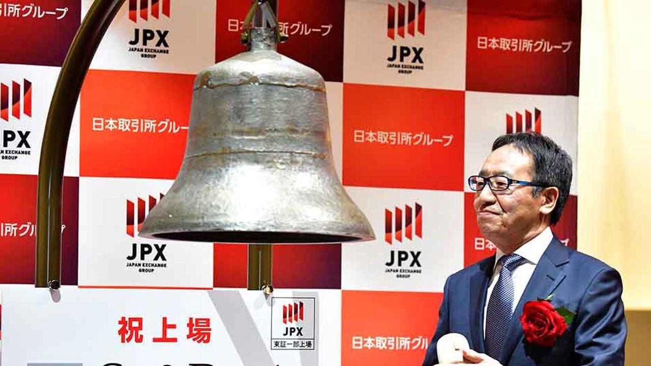 Le PDG de la filiale télécoms de Softbank a reconnu mercredi les «conditions difficiles» de l'introduction en Boursede la société