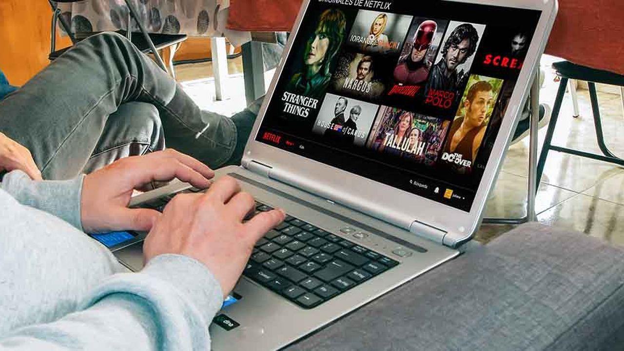 Netflix ne dissuade pas les spectateurs d'aller au cinéma.