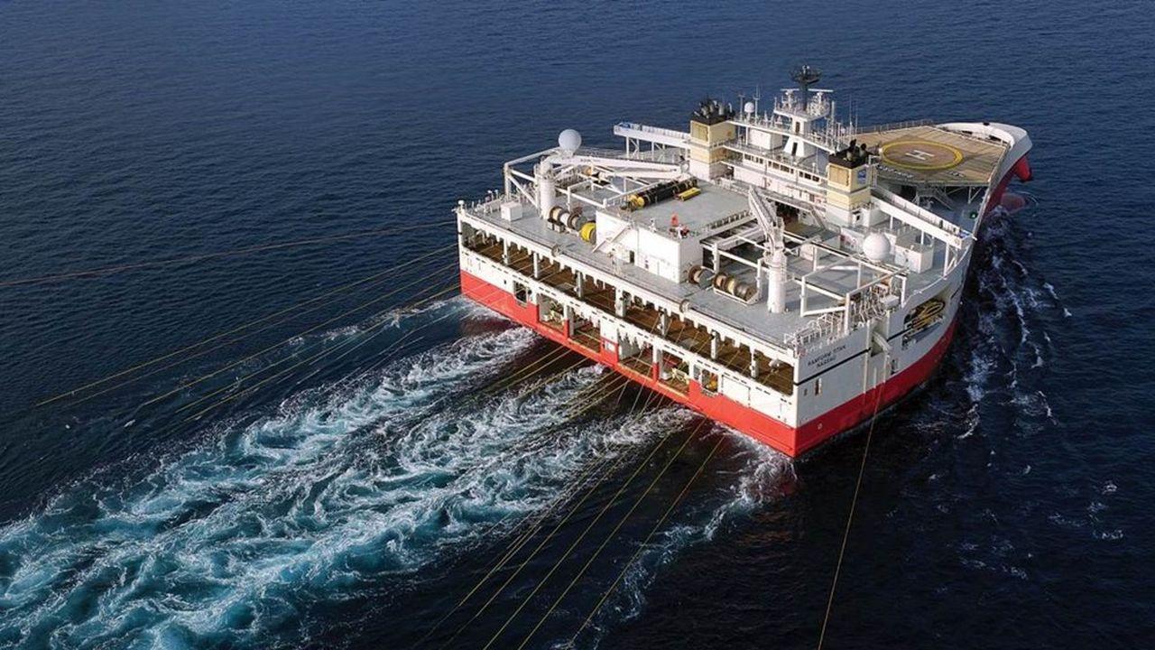Plus de 80% des découvertes de gaz et de pétrole conventionnels (hors schiste) de 2018 ont été réalisées en mer.