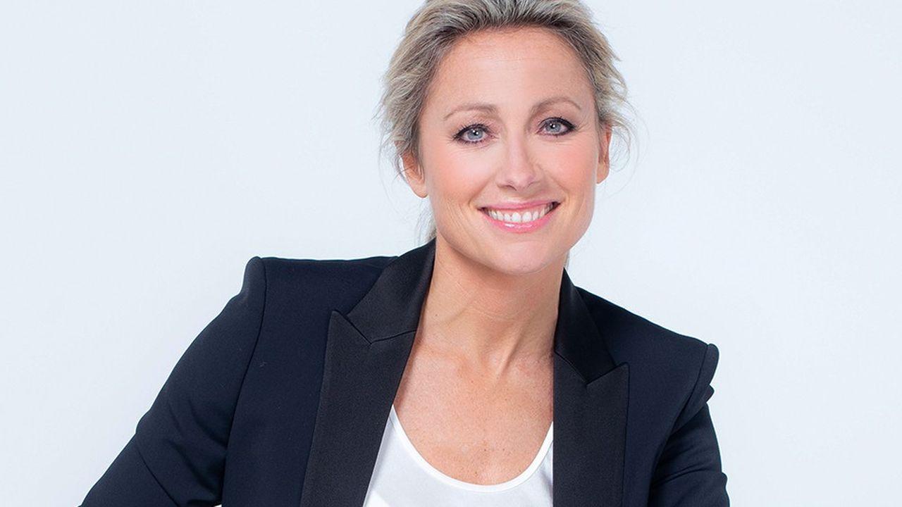 Anne Sophie Lapix va présenter «Le Grand Echiquier».