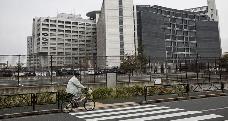 La prison de Kosuge, à Tokyo, où est détenu Carlos Ghosn