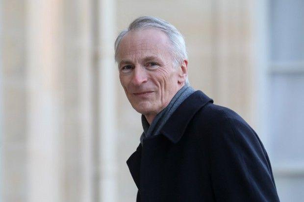 Jean-Dominique Senard, patron de Michelin, à l'Elysee le 12 décembre dernier