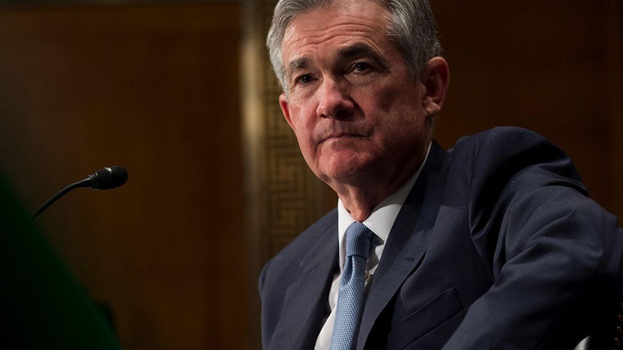 Jerome Powell, le président de la Fed, reste imperméable aux pressions de Trump et à la correction des marchés