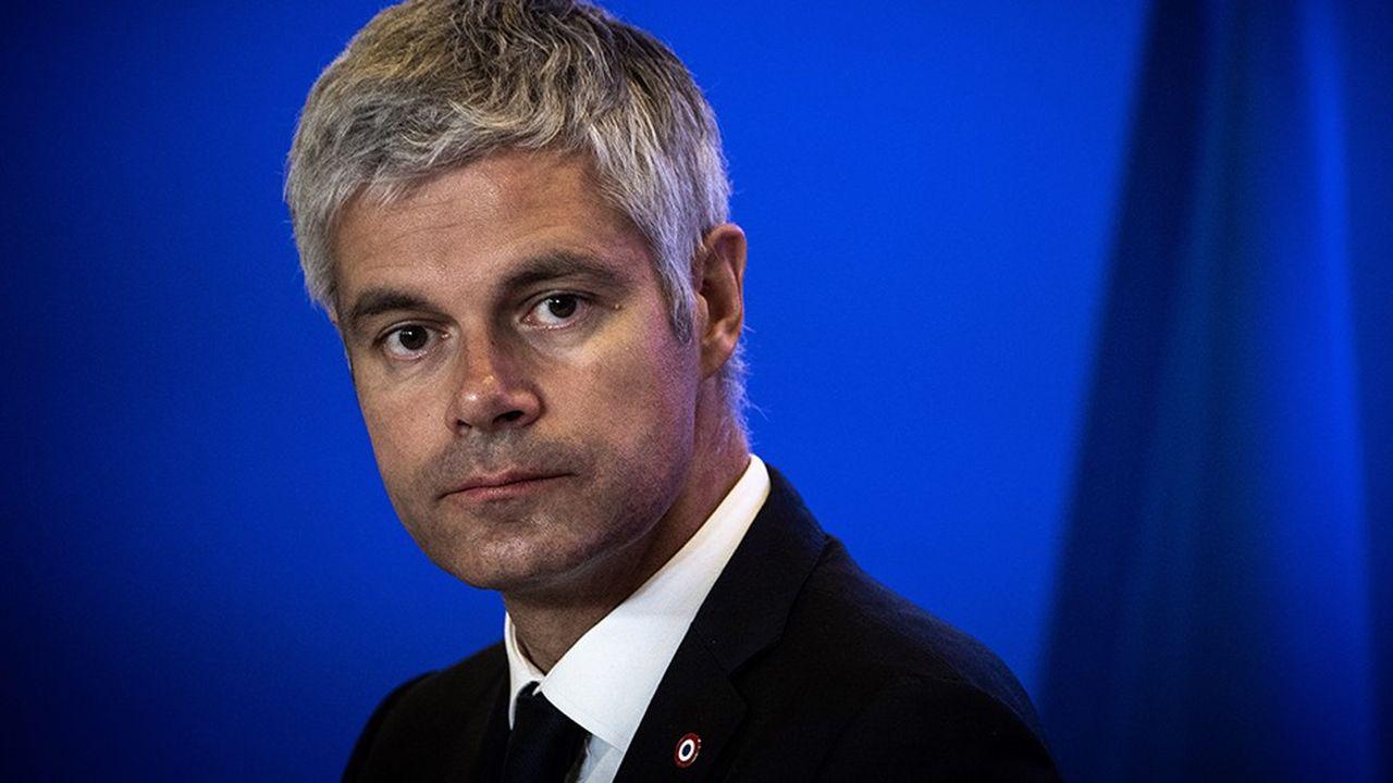 Laurent Wauquiez, le président de la région Auvergne-Rhône-Alpes, exige notamment le versement de 50% d'acomptes et non 30% comme prévu.