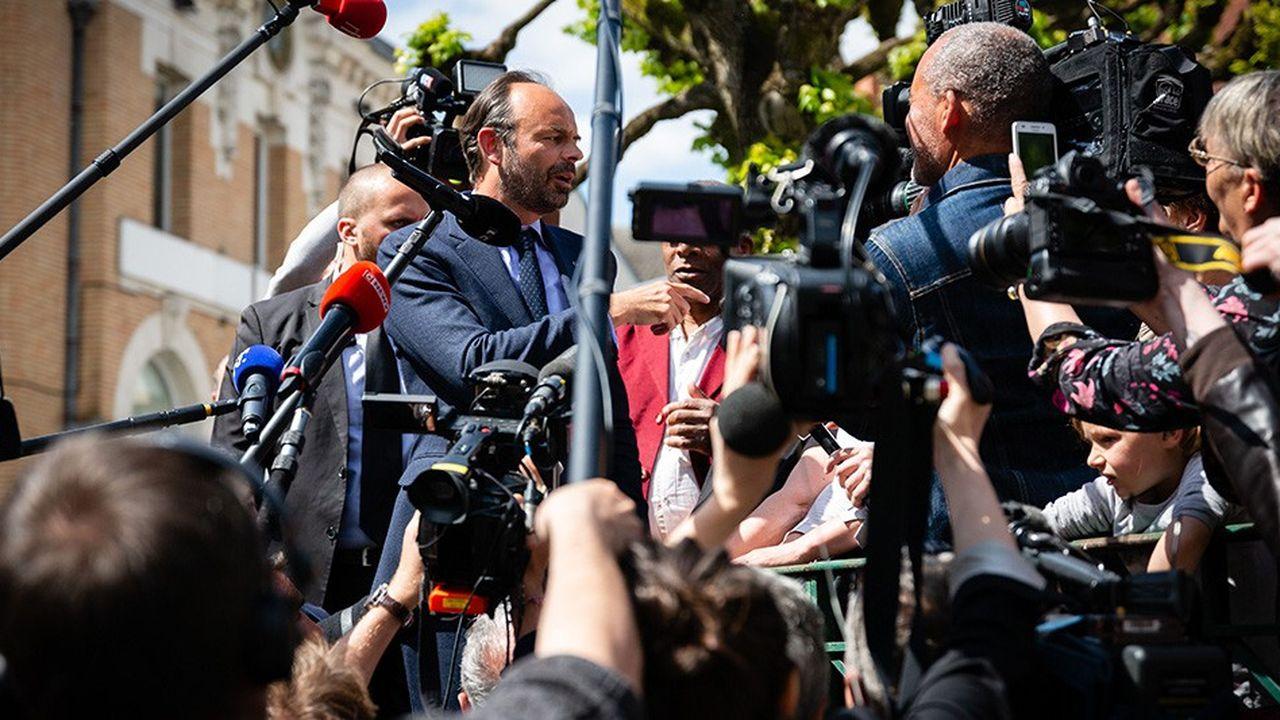 Le Premier ministre Edouard Philippe se rend ce vendredi dans la Haute-Vienne pour échanger avec des maires ruraux dans le cadre du grand débat.