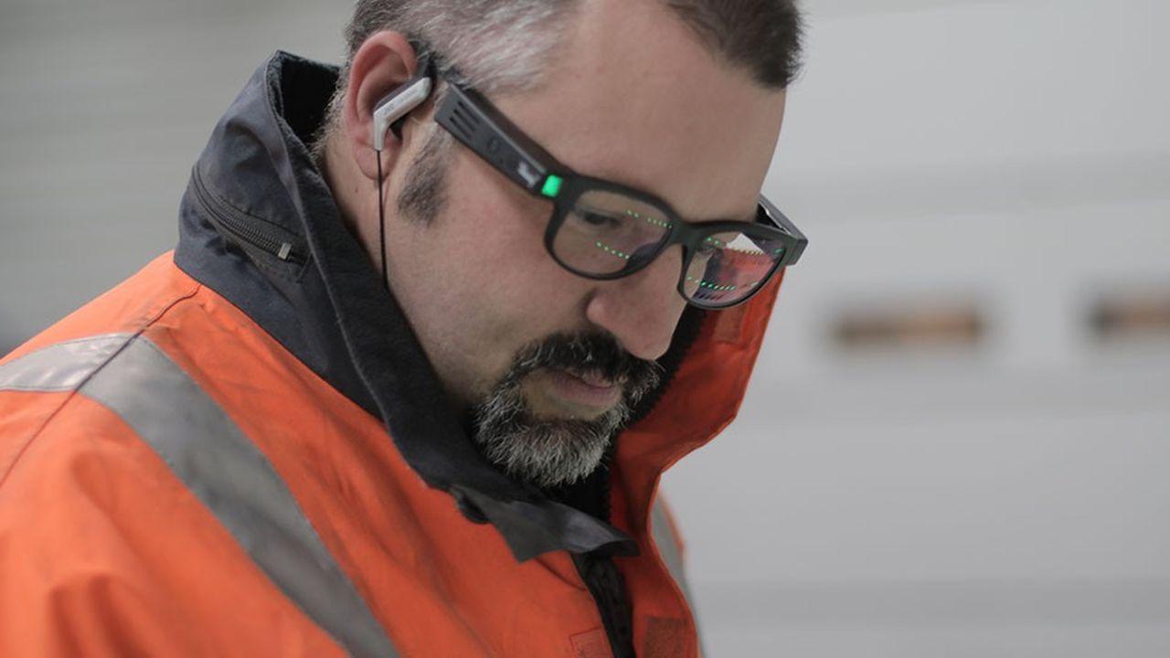 Ergonomique et légère (56g), la monture de Tikaway est dotée d'une caméra logée dans les branches, de 16gigas de stockage, deux heures d'autonomie et d'une connexion Bluetooth.