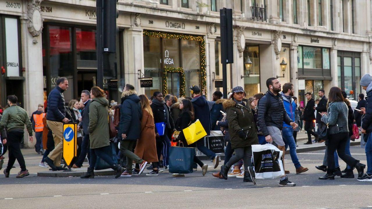 La première préoccupation des Britanniques est d'avoir assez d'argent pour vivre et payer leurs factures