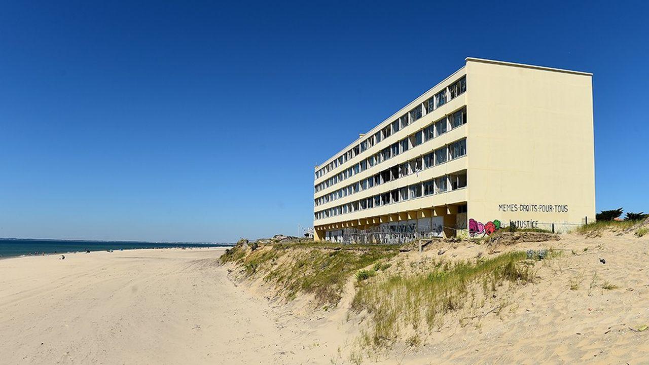 Les propriétaires d'un immeuble en Gironde menacé par la mer seront indemnisés