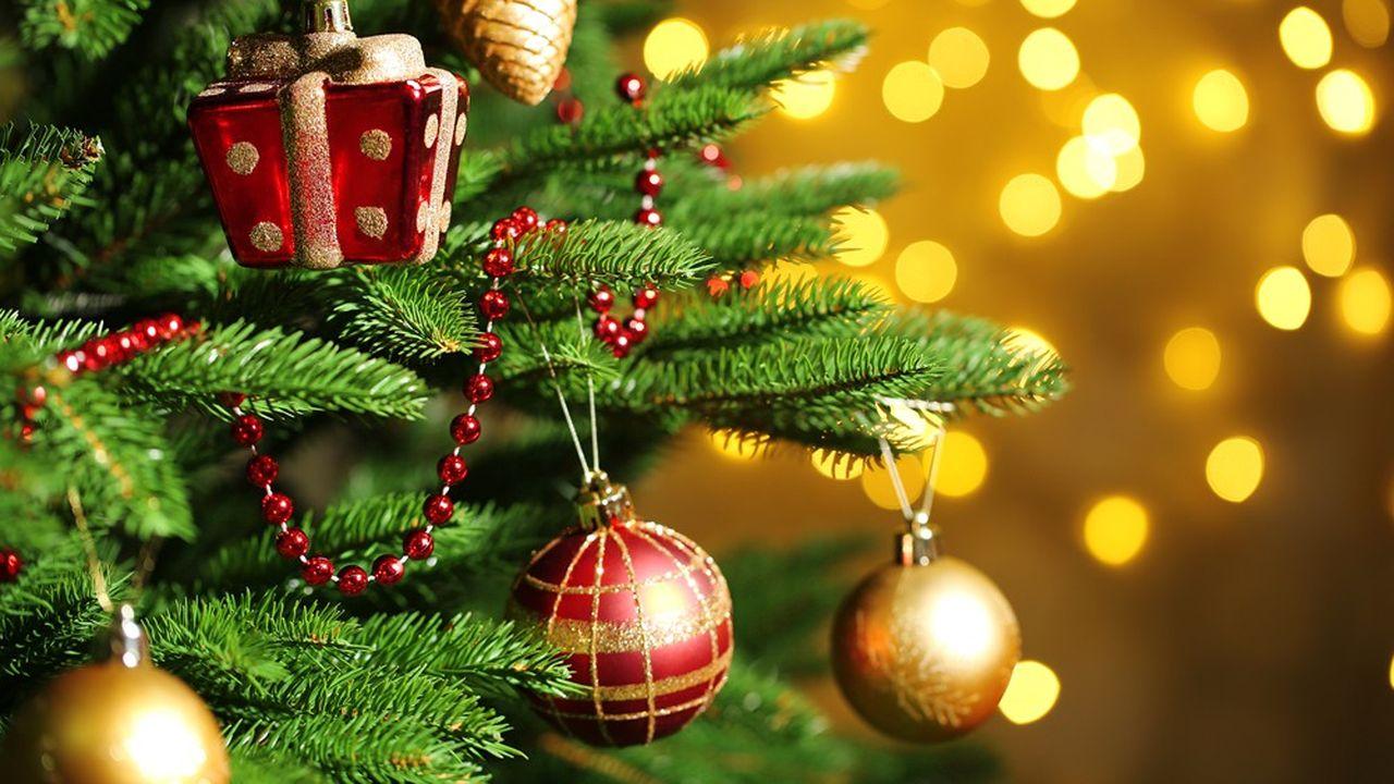 Le Sapin De Noël Une Affaire De Familles Aisées Les Echos