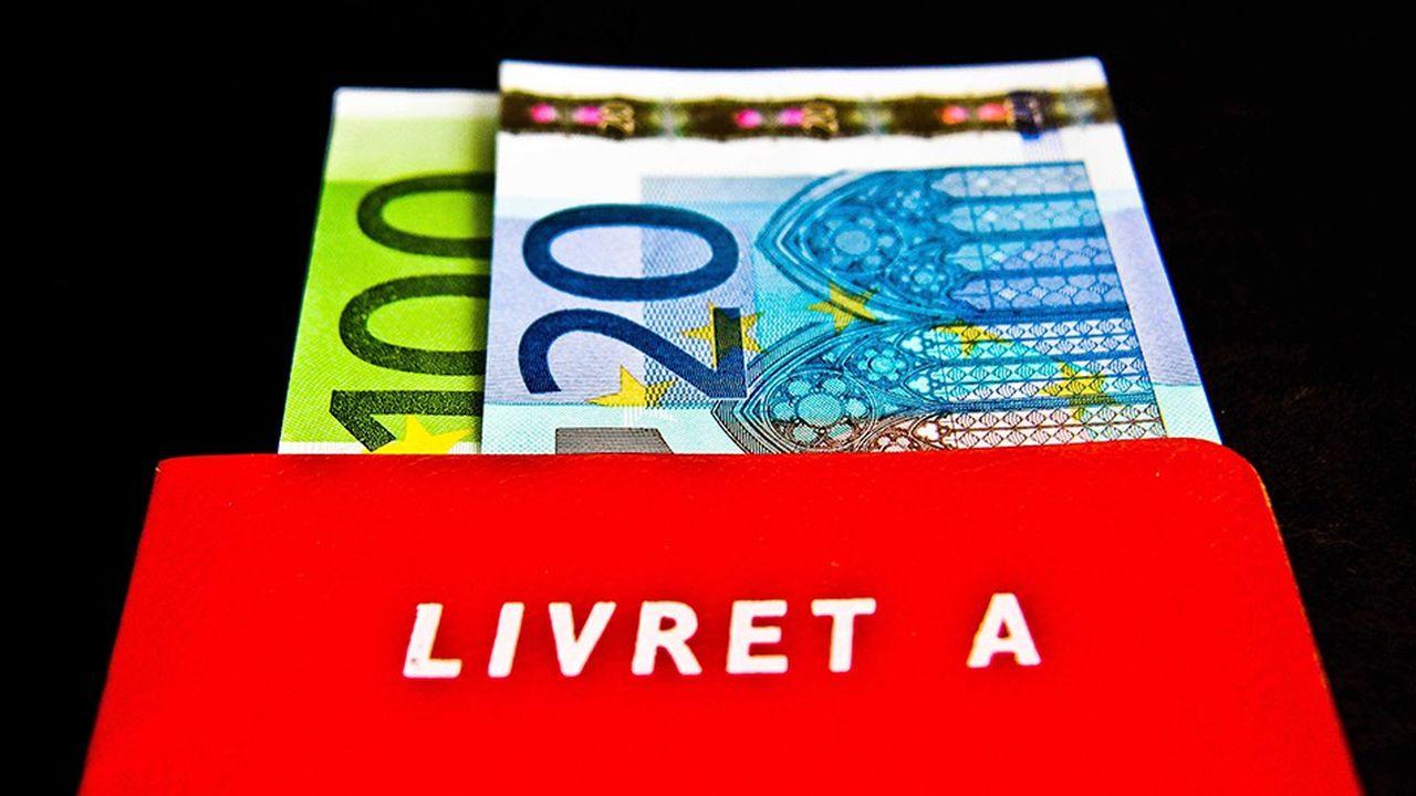 L'encours du LivretA reste, ainsi au plus haut, à plus de 281milliards d'euros.