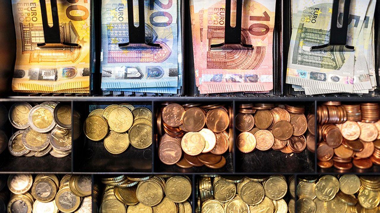 74% des Européens ont une opinion «favorable» de la monnaie unique.
