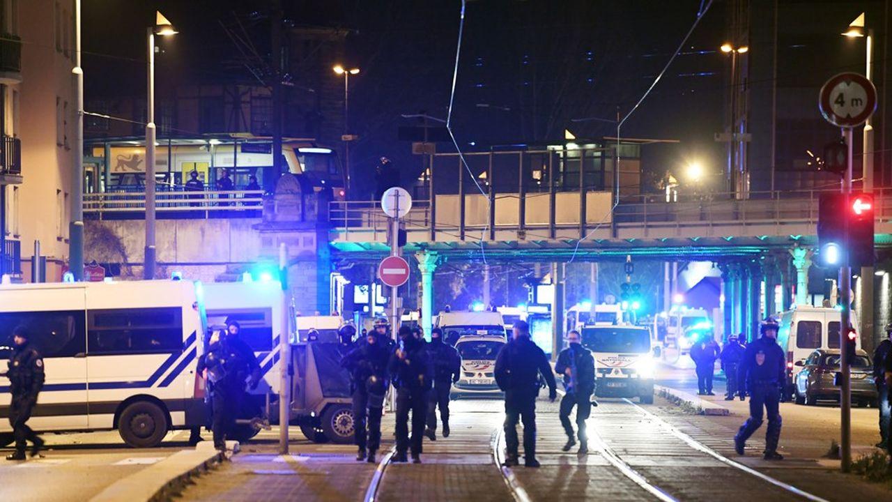 Cette attaque a fait cinq morts et onze blessés.