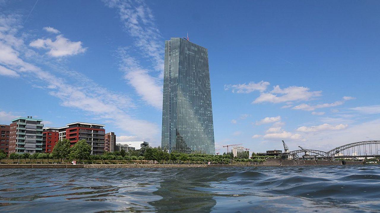 Dans le cadre de son programme massif d'achats d'actifs, la BCE s'est constitué un stock de près de 2.600milliards d'euros de titres.