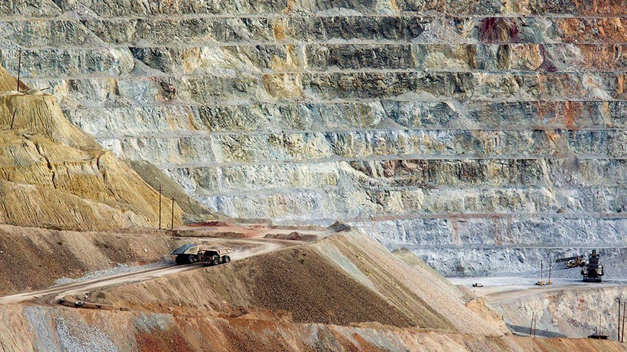 Avec le combat commercial entre les Etats-Unis et la Chine, il est difficile d'y voir clair sur l'évolution du secteur minier en Bourse.