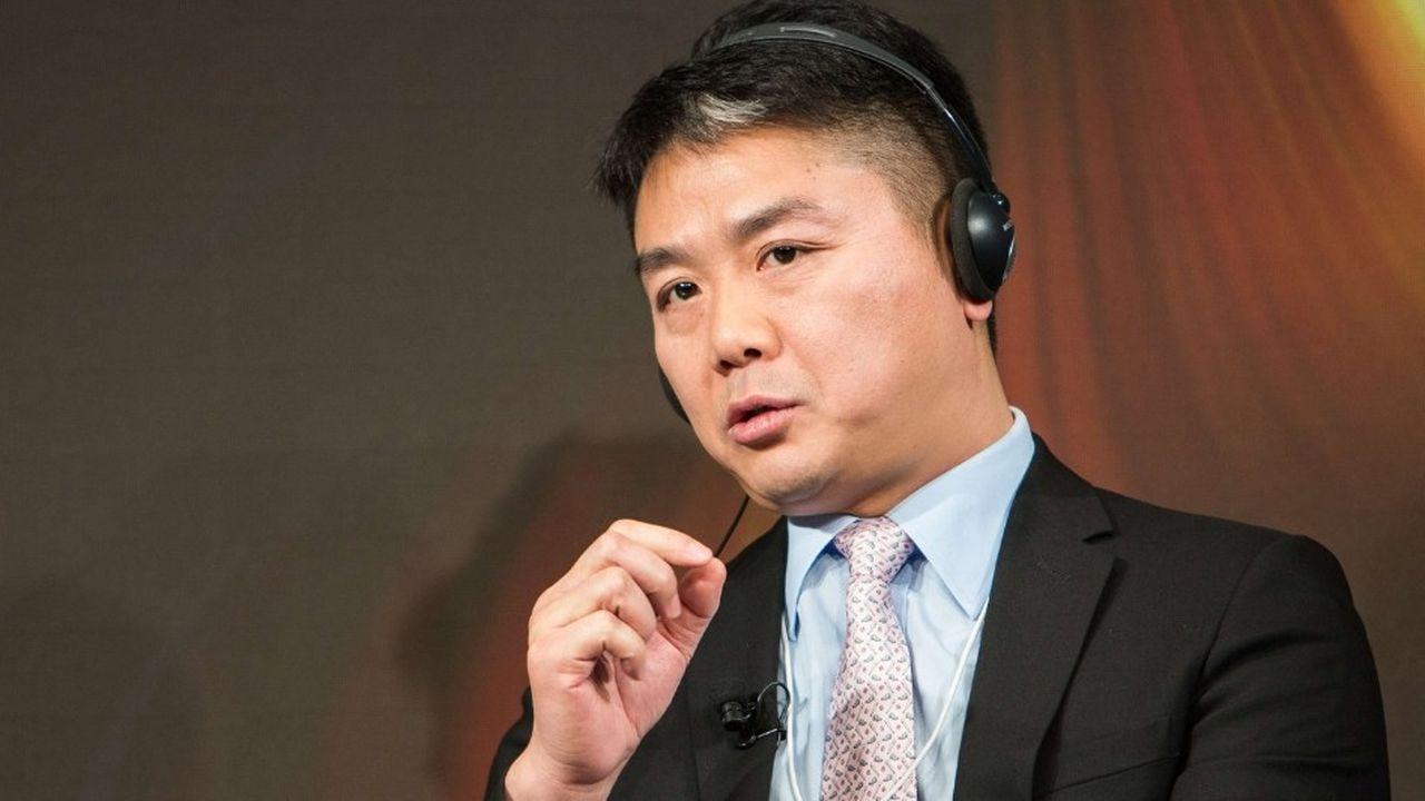 Richard Liu avait été interpellé pendant 16 heures aux Etats-Unis début septembre, avant de rentrer en Chine
