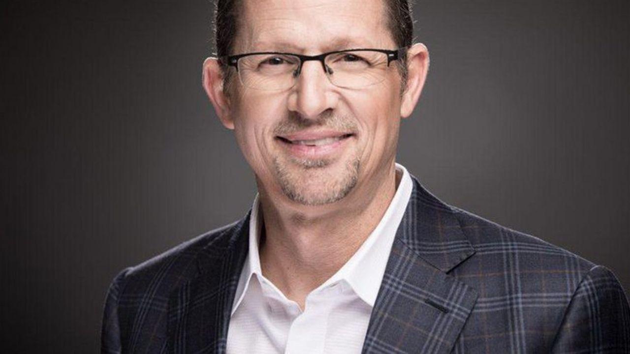 Jeff Maggioncalda est à la tête de Coursera depuis un an et demi.