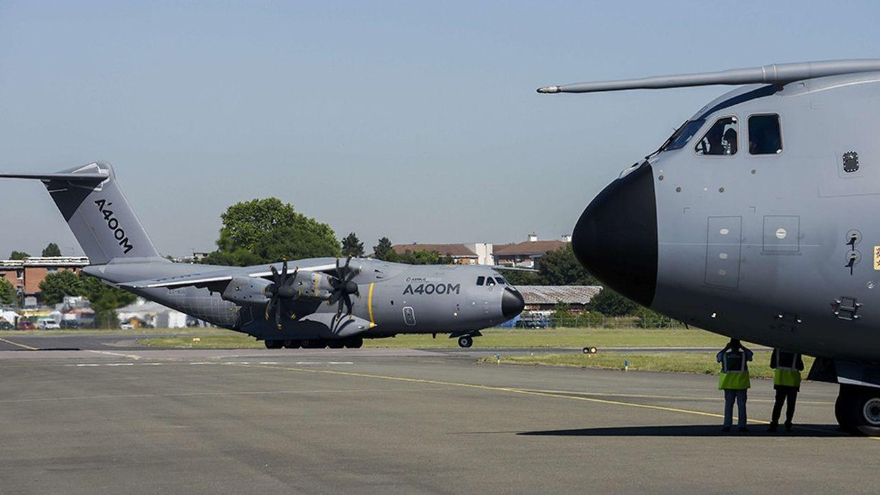 L'armée française recevra son 15e avion de transport militaire A400M en 2019