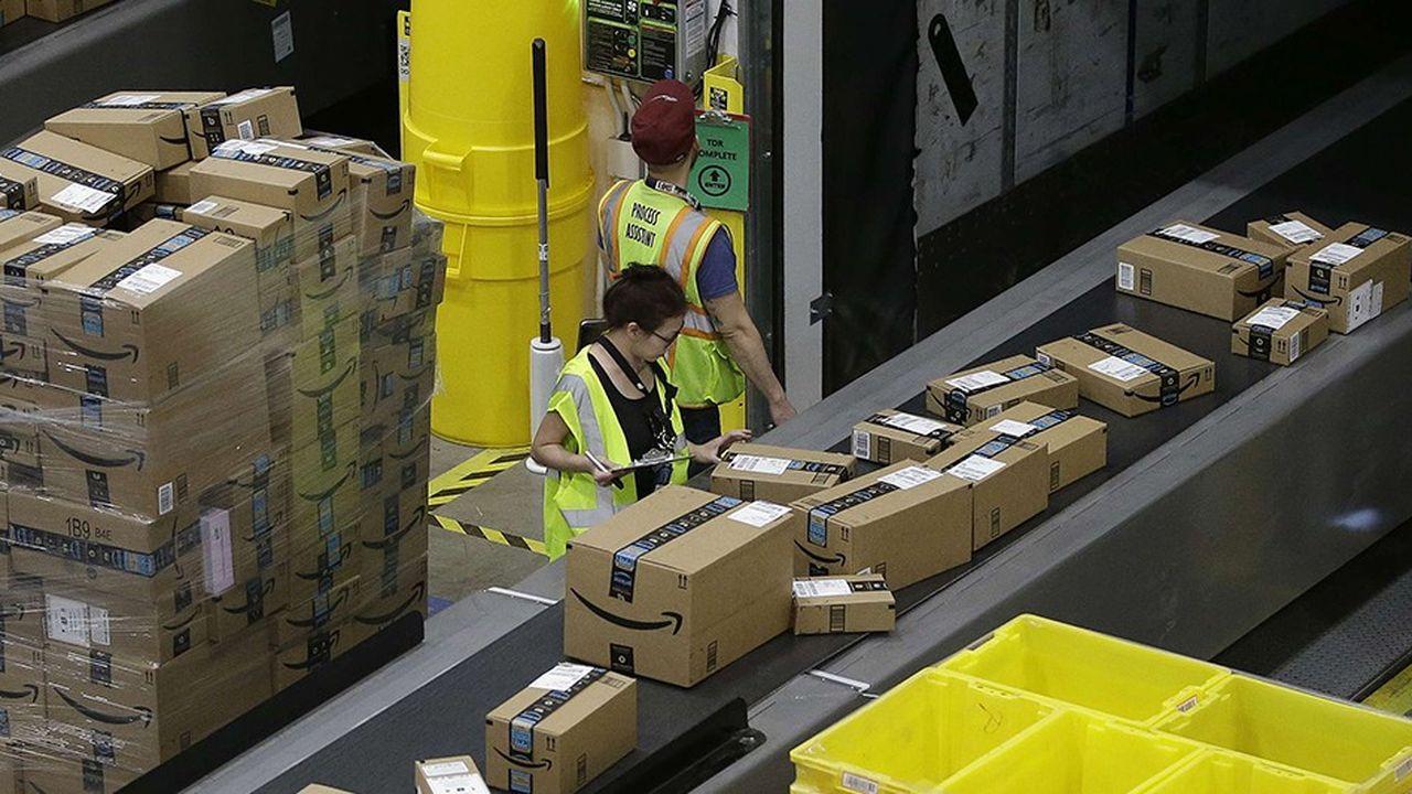 Jeff Wilke, directeur général de la division de commerce de détail d'Amazon, a soulignéque cette saison des fêtes a été la meilleure du groupe en termes de nombre d'objets vendus. Rien qu'aux Etats-Unis, il a livré plus d'un milliard de produits avec sa formulede livraison gratuite Prime.