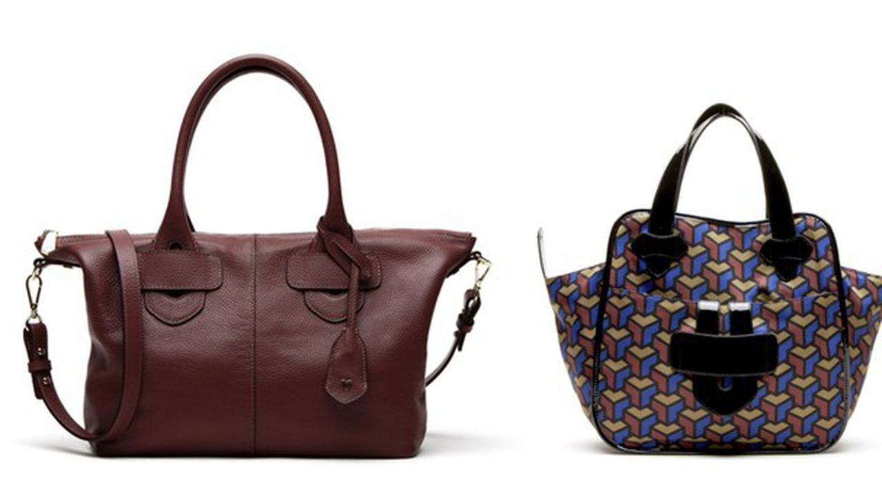 1210c9c27c Tila March, la petite marque de sacs qui veut devenir grande | Les Echos