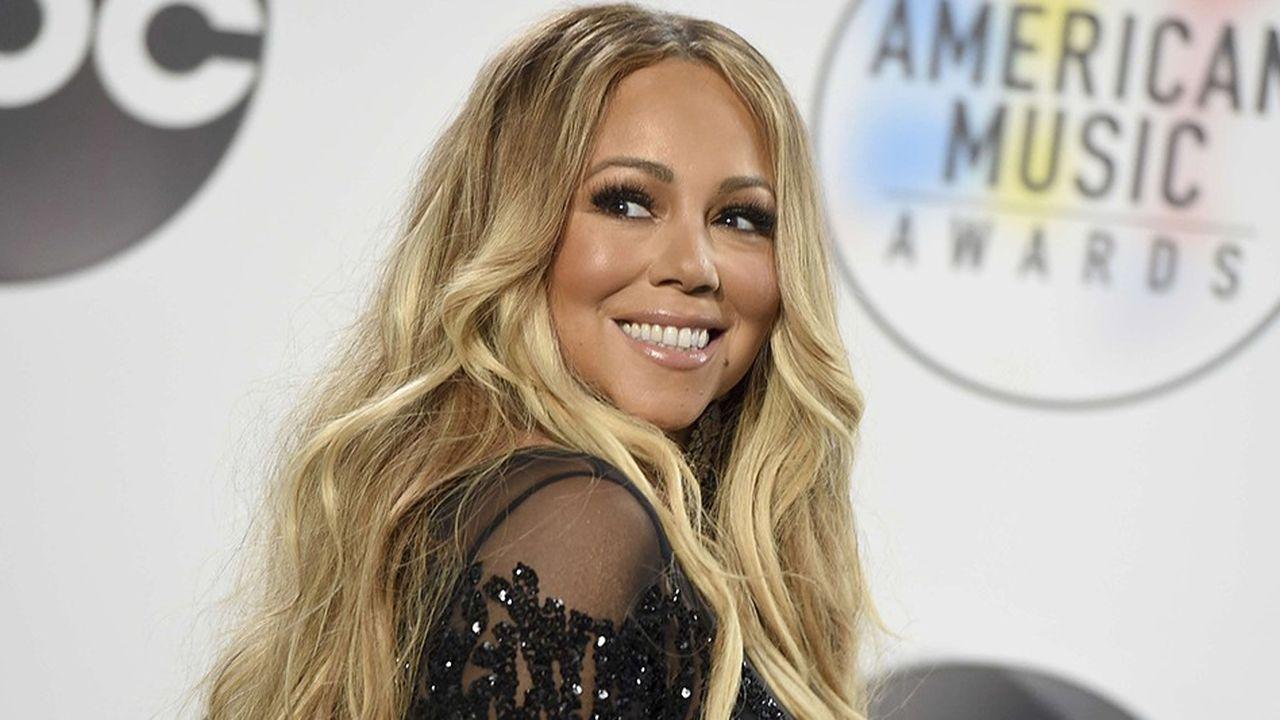 Avec ses 11millions d'écoutes sur Spotify, Mariah Careyne toucherait «que» 66.000dollars de royalties… avant partage avec les autres ayants droit
