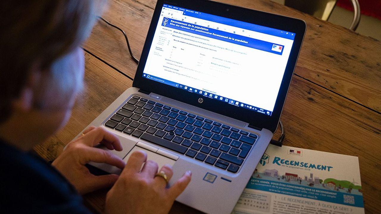 L'an dernier, l'Insee avait testé dans une quinzaine de communes la suppression du premier contact par le simple dépôt du formulaire dans les boîtes aux lettres.