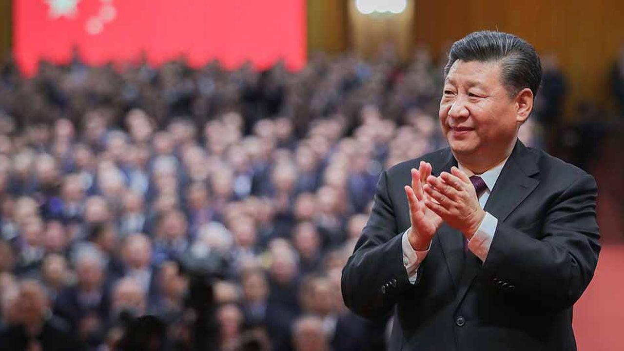 Xi Jinping, le président chinois, sous pression, a fait quelques concessions commerciales à Donald Trump pour désamorcer la crise commerciale avec les Etats-Unis.