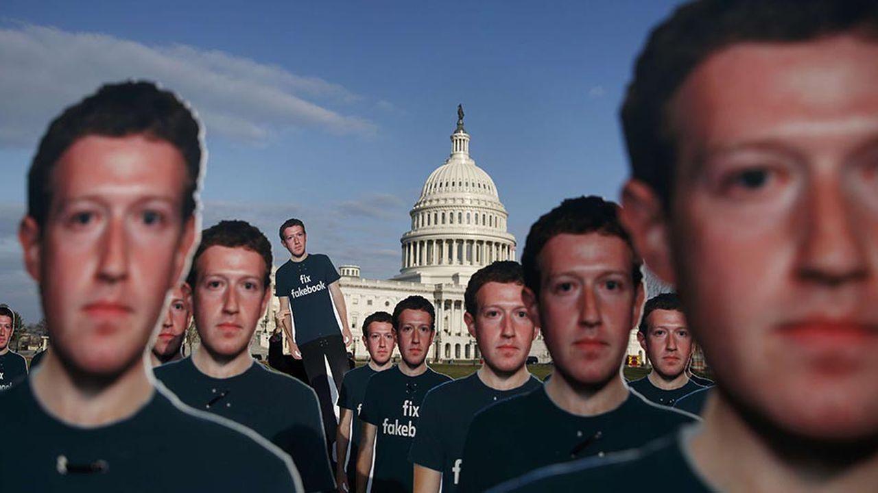 Mark Zuckerberg avait promis de «réparer Facebook» en 2018. Au contraire, l'année fut l'une des pires jamais connue par le réseau social en quatorzeans d'existence, avec l'affaire Cambridge Analytica.
