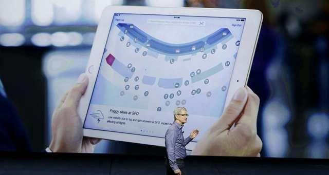 Apple : un nouvel iPhone et un iPad géant