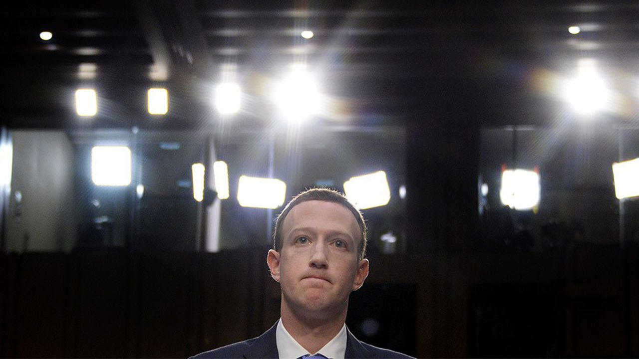 L'année du PDG de Facebook Mark Zuckerberg a été particulièrement compliquée.