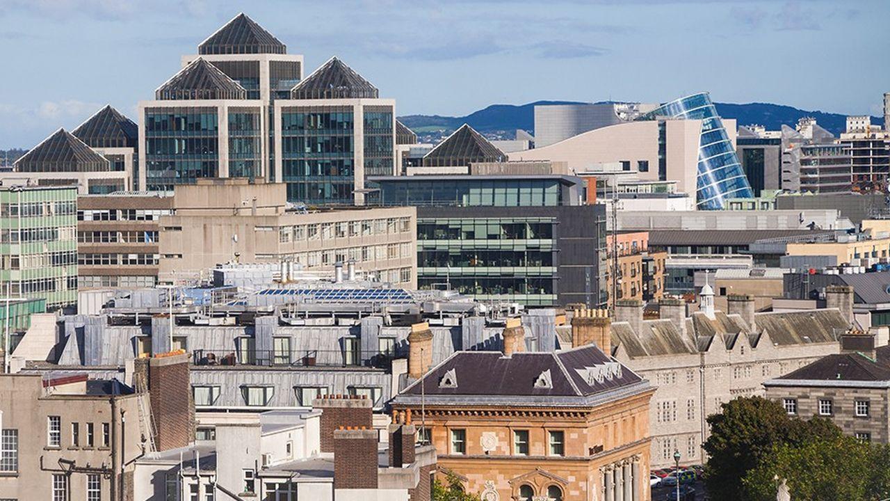 La BCE supervisera dès le 1erjanvier les filiales à Dublin de Barclays et de Bank of America, dont les bilans vont fortement grandir après le Brexit.