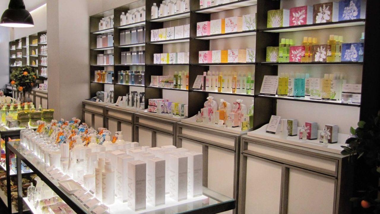 Le Parfumeur De Grasse Fragonard étoffe Son Réseau De Boutiques