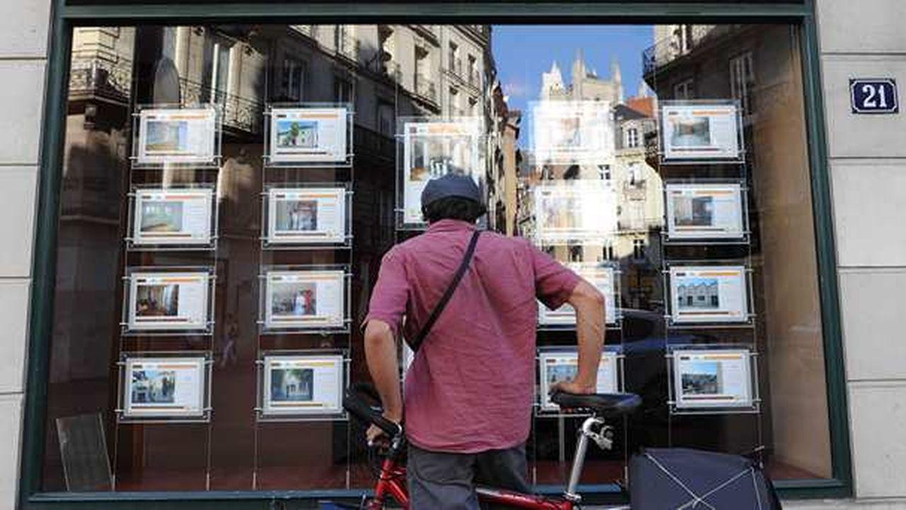 Nouvelle Loi En Vue Sur Les Metiers De L Immobilier Les Echos