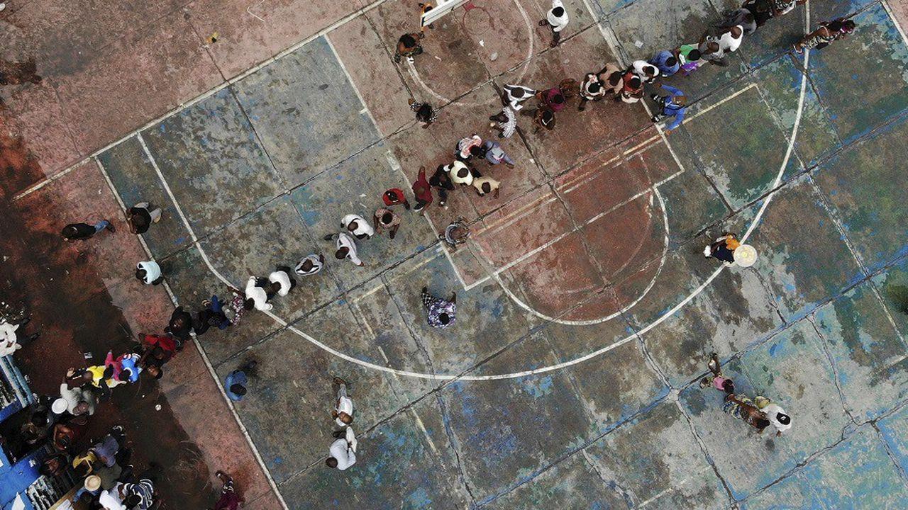 Quarante millions d'électeurs étaient attendus pour voter dimanche en RDC