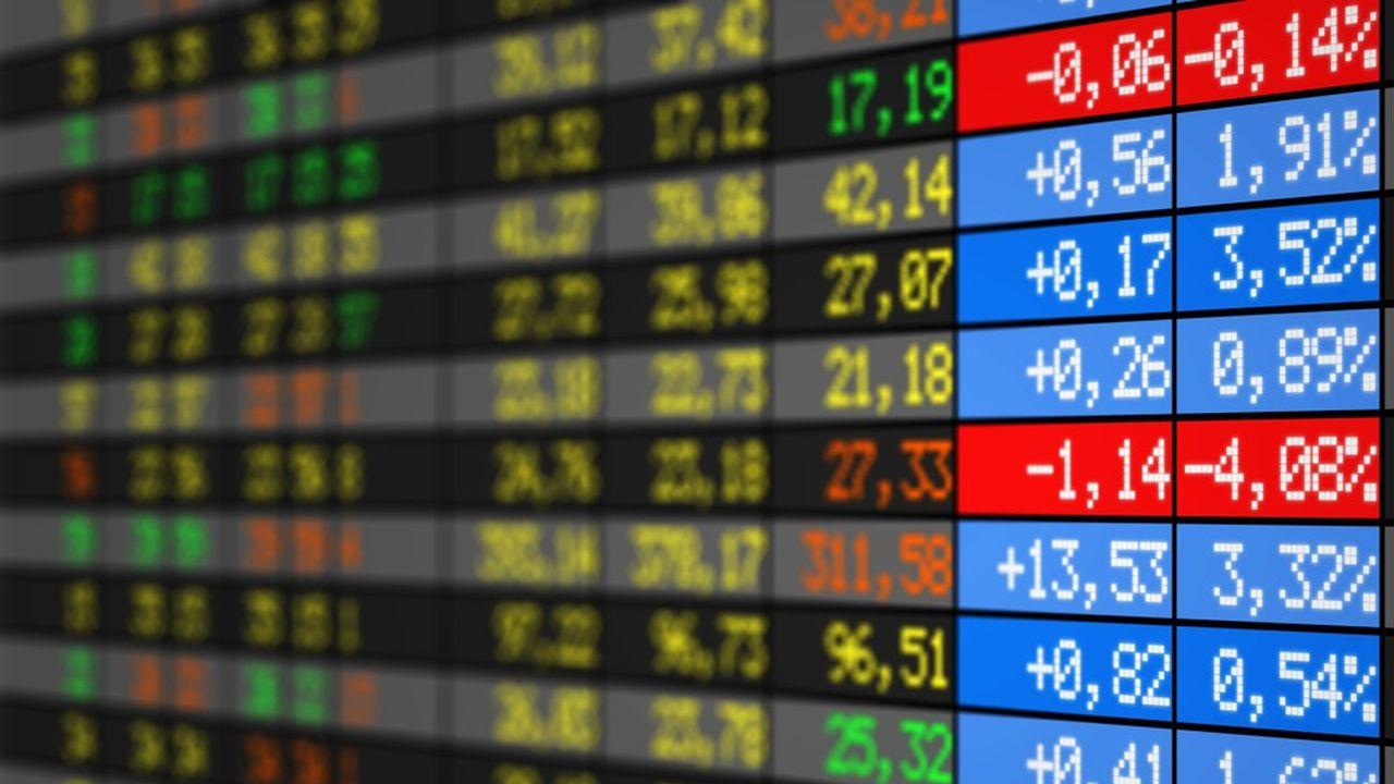 La Bourse de Paris a perdu 10,95%