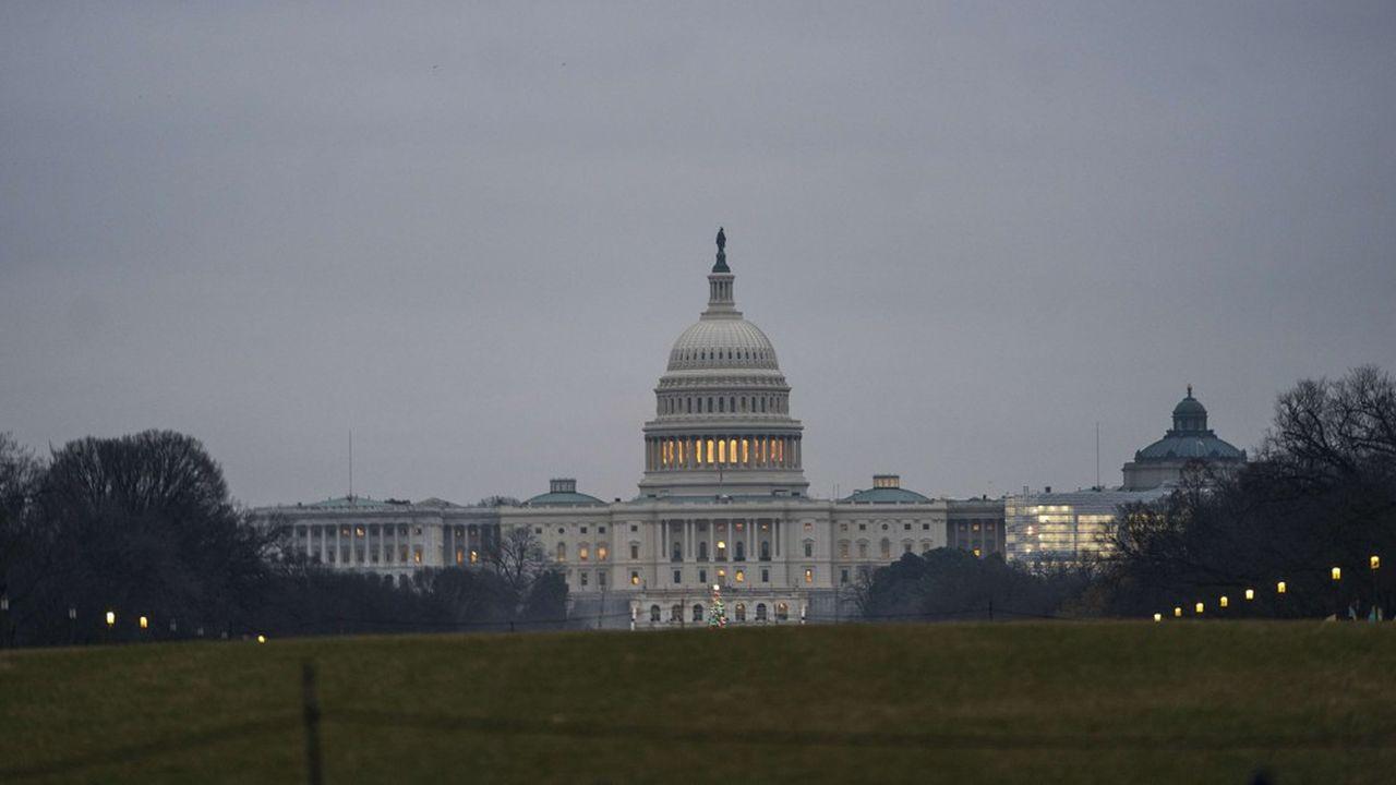 Huit poids lourds républicains et démocrates sont conviés à une réunion ce mercredi après-midi