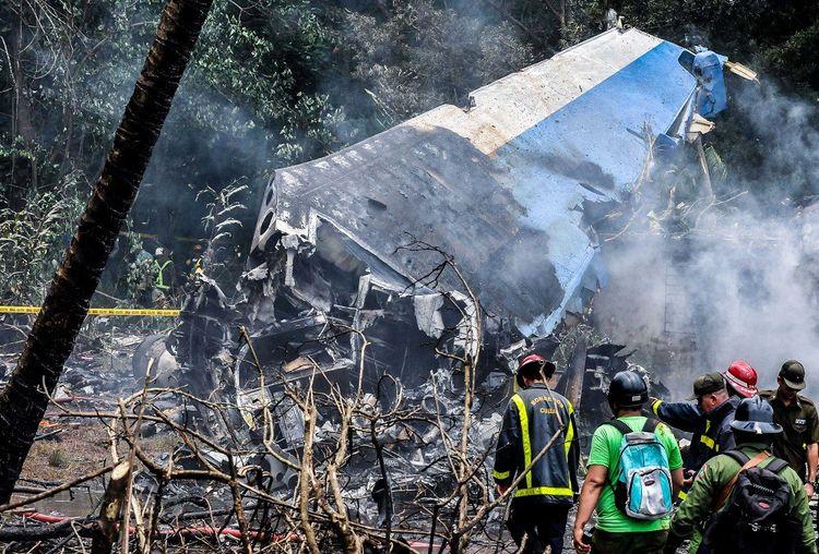 Plus de 100personnes ont péri en mai dans le crash d'un Boeing 737-201 de la compagnie Cubana aux abords de l'aéroport de LaHavane