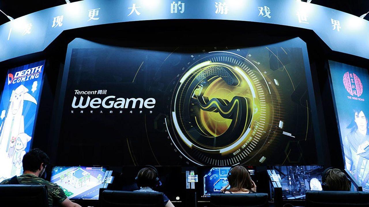 En 2018, Tencent a beaucoup souffert du tour de vis imposé par Pékin sur l'industrie chinoise du jeu vidéo.