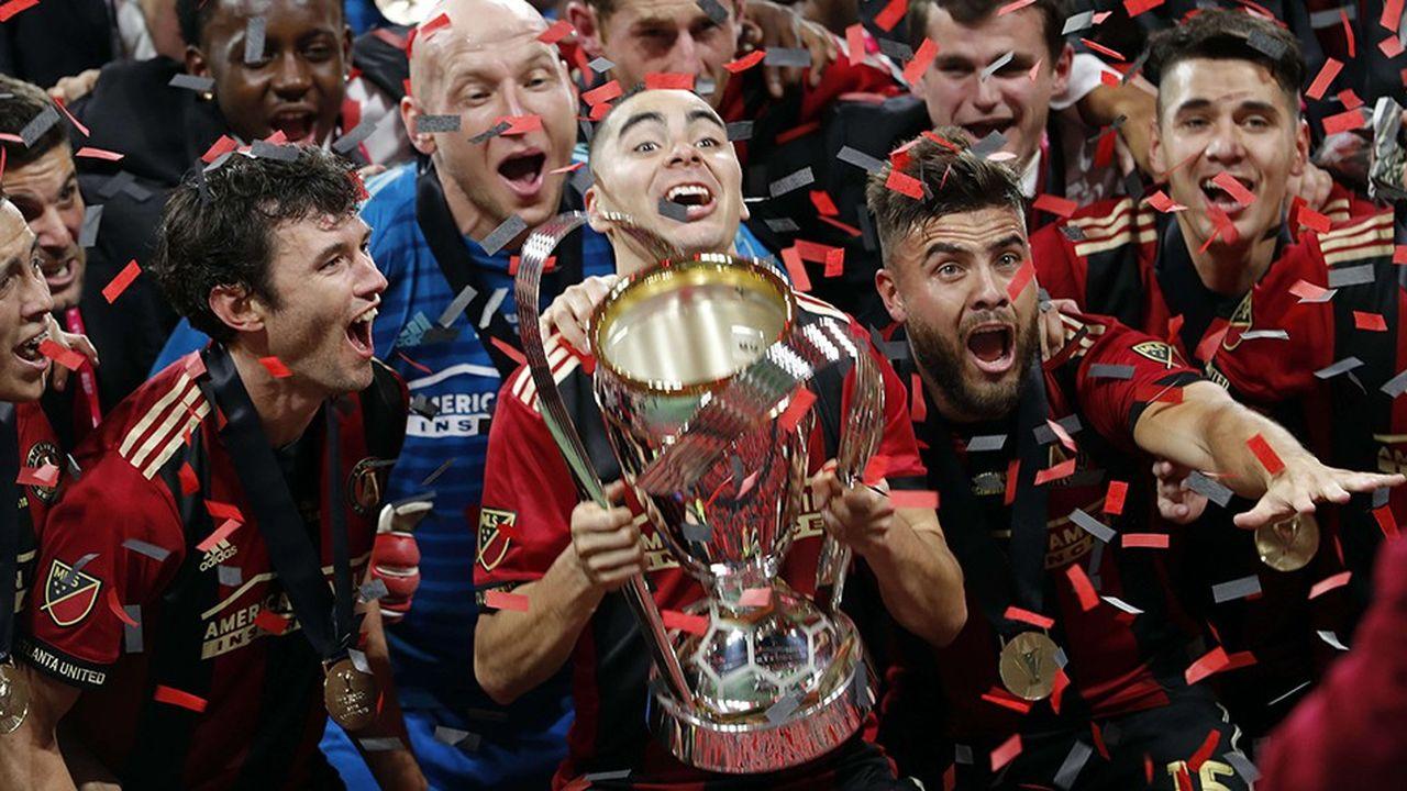 Atlanta United a remporté le 8décembre dernier le dernier trophée de la Major League Soccer.