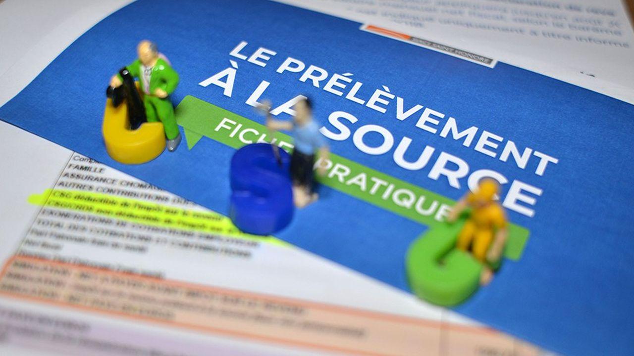 Impots Le Prelevement A La Source Resume En 8 Questions Les Echos