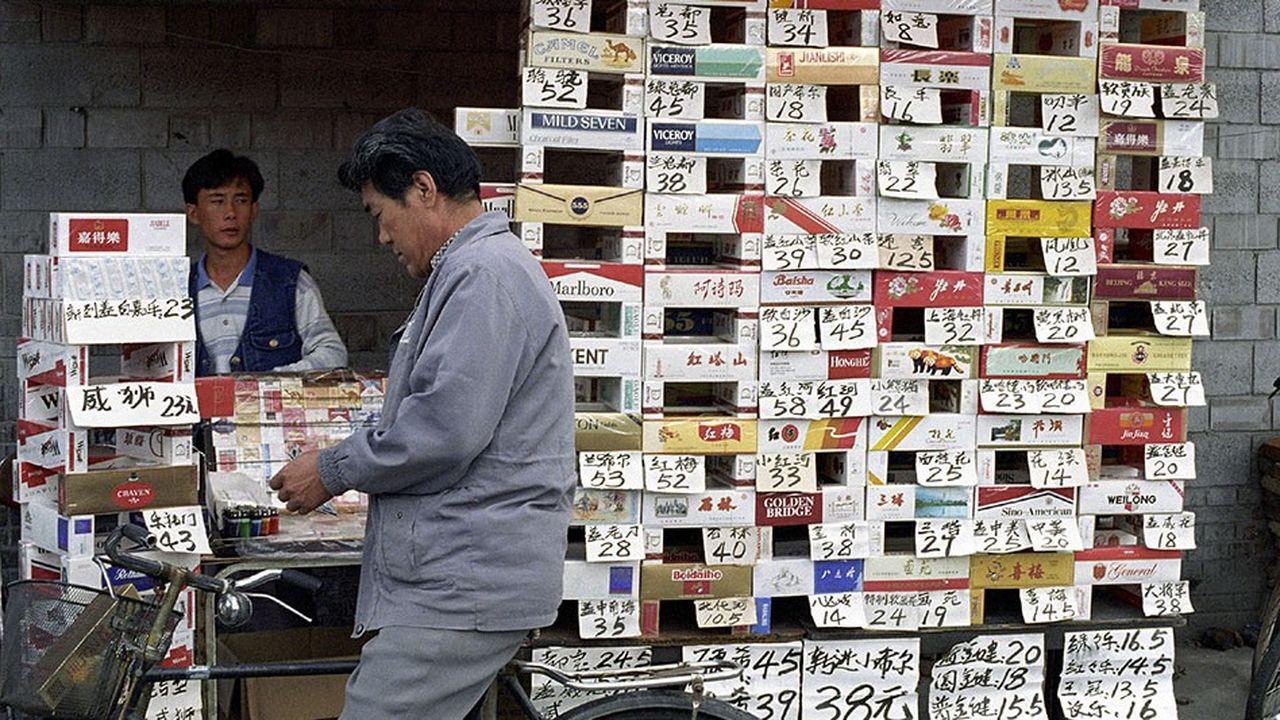 La Chine est le plus grand fabricant de tabac au monde, mais aussi le premier consommateur
