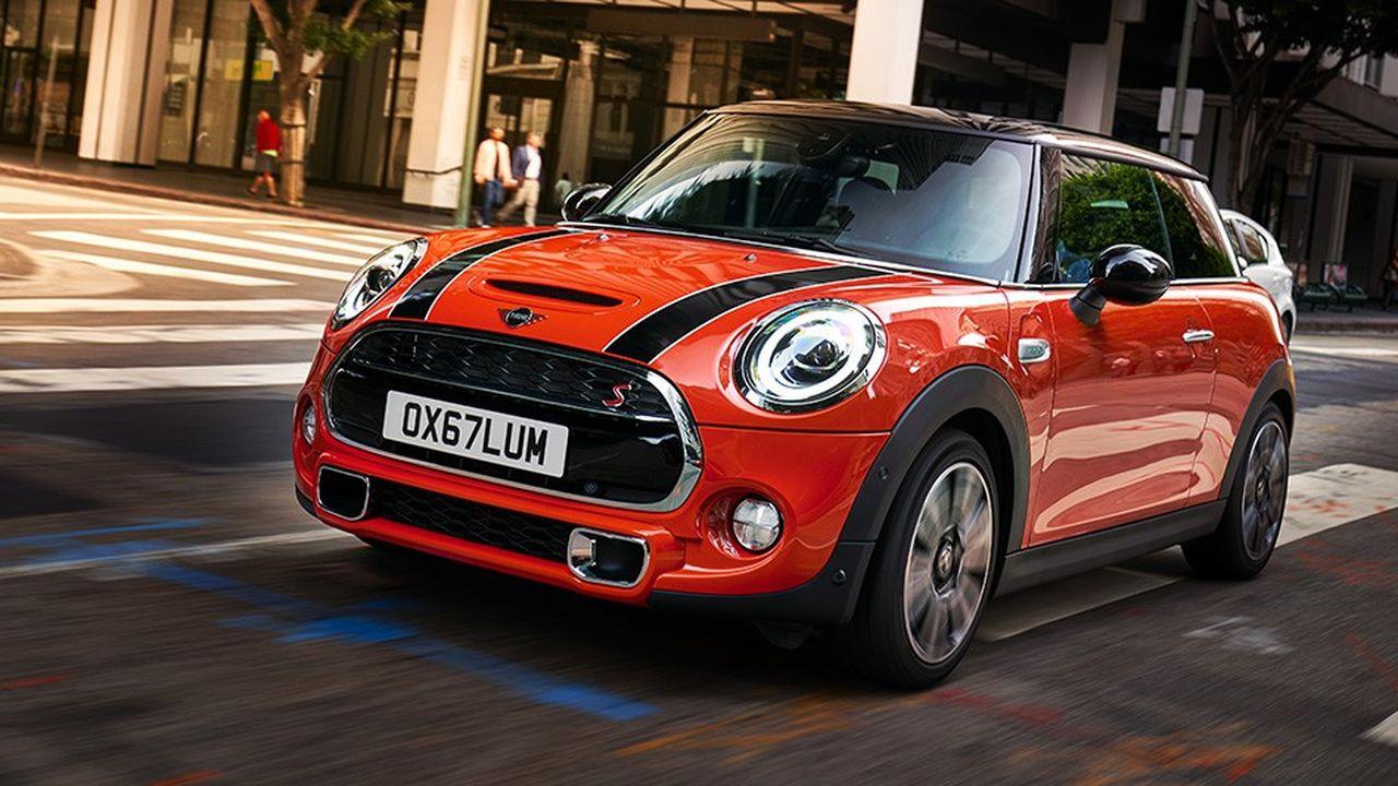 La Mini 100% électrique doit être produite à la fois dans l'usine d'Oxford, au Royaume-Uni, et en Chine.