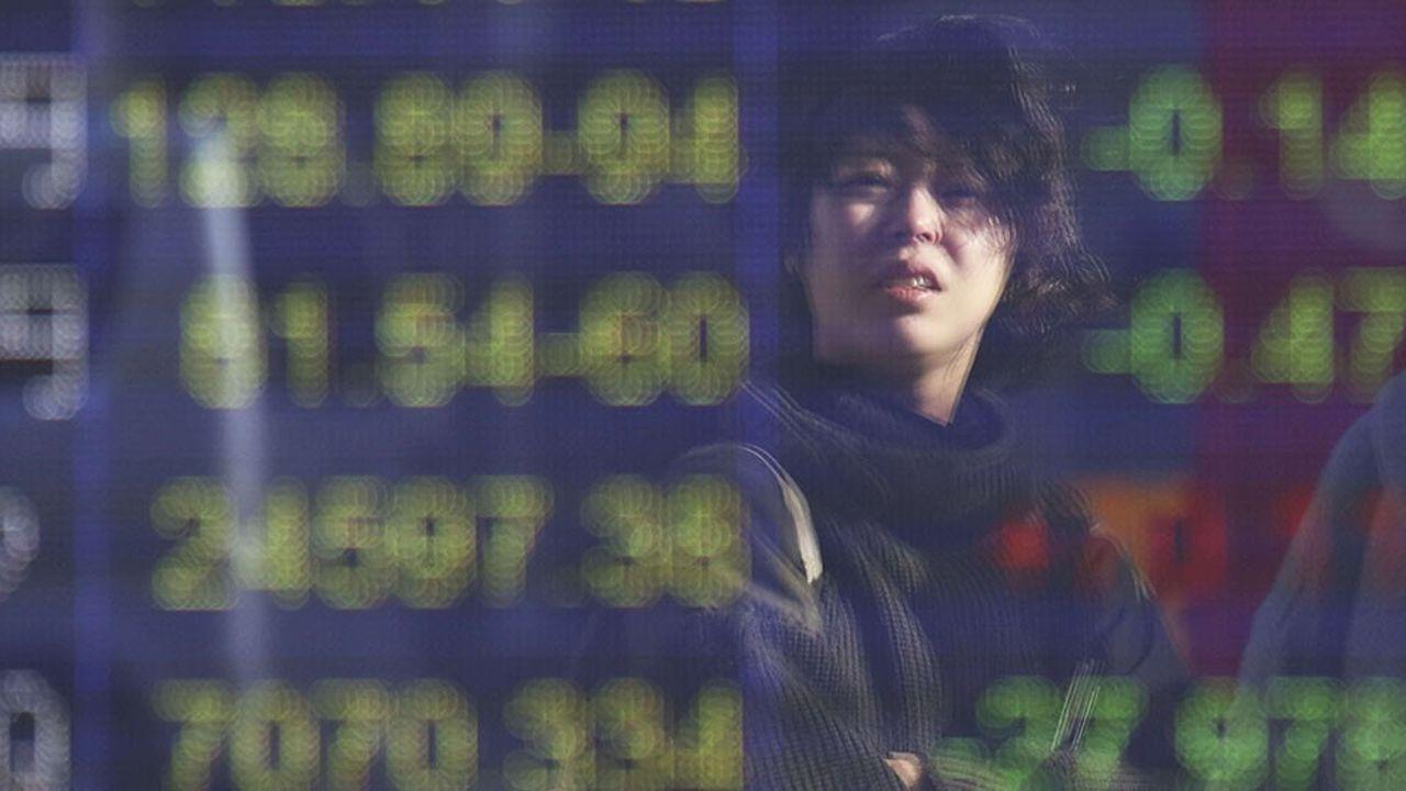 La situation économique chinoise continue d'inquiéter les investisseurs