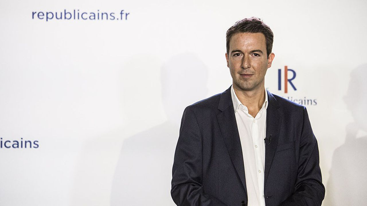 Député de Loir-et-Cher, Guillaume Peltier est le premier vice-président du parti Les Républicains.