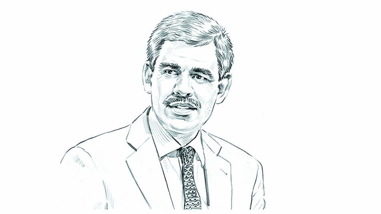Mohamed A. El-Erian.