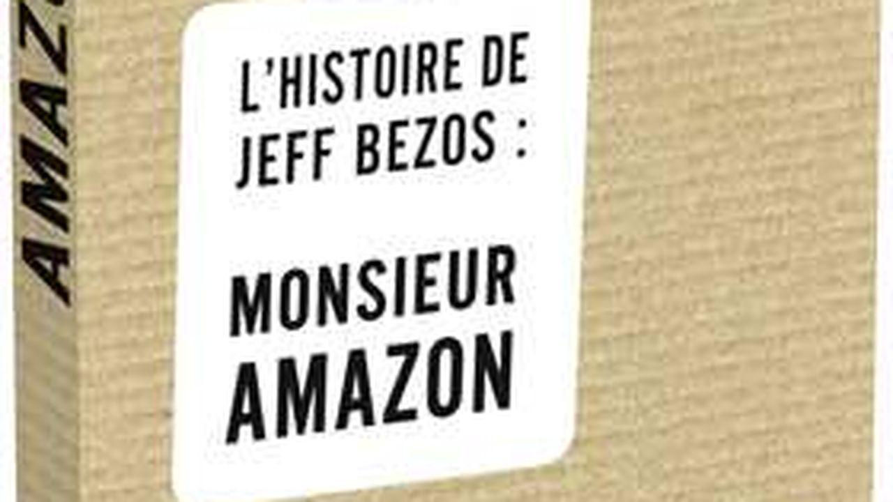 Les Debuts De Jeff Bezos Et D Amazon Les Echos